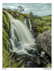The Loup (xXRandomTaskXx) Tags: water waterfall fintry stirlingshire campsies