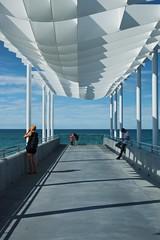 pier (Marco Hamersma) Tags: architecture concrete modernist napier newzealand pier