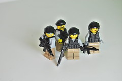 Nato Marines (my name is schimmi) Tags: lego nato marines solider troops war custom brickarms modern military future sci fi conflict
