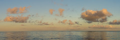 clouds (apmckinlay) Tags: clouds ocean sunset