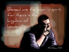 Matthew 5:3 (joshtinpowers) Tags: matthew bible scripture