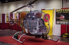 Batcopter 1966 (Greg Larro Photography) Tags: batman 1966 66 adam west burt ward dc comics batmobile batcycle batcopter robin