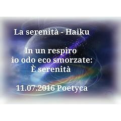 La serenit  Haiku (Poetyca) Tags: featured image haiku di poetyca immagini e poesie sfumature poetiche poesia