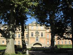 Neues Schloss, morning at Akademiebrunnen, Stuttgart, Germany (Paul McClure DC) Tags: stuttgart germany deutschland aug2016 badenwrttemberg architecture historic