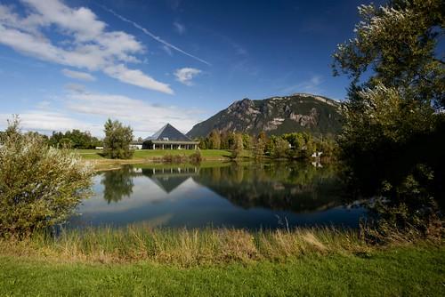 Alpespace Pyramide et Lac