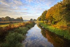 Landgoed 't Walfort (ecJeroen) Tags: landgoedtwalfort landschap natuurlijkachterhoek zonsopkomst wolken lucht sky autumn herfst aalten achterhoek