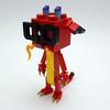 Mushu, Nerdly Dragon (cmaddison) Tags: lego nerdvember nerdly bricknerd mushu mulan disney dragon toy