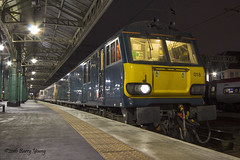 92018 Glasgow Central (barry.young10) Tags: caledonian sleeper class 92 92018 glasgow central