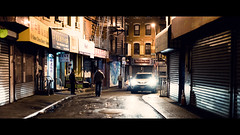 Stumbled into it (Dj Poe) Tags: nyc ny newyork city newyorkcity sonyilce7rm2 a7rii a7r2 sony cinema cinematic color tones candid streets street andrewmohrer djpoe 2016 chinatown late night latenight carlzeisslenses zeiss planart250 zm availablelight people 50mm