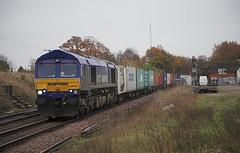 66727 at Westerfield (tibshelf) Tags: gbrf class66 westerfield 66727