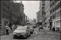 Lafayette St. (je245) Tags: leicam3 leicasummicron50mmf20rigid kodak tx400 diafine nyc newyork