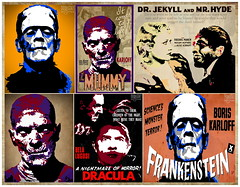 1930's Horror Film Montage (Doomsday Graphix) Tags: graphic design art artist artistic artists arte artwork illustration graphicdesign colour colourful painting drawing drawings ink creative sketch sketchaday pencil cs6 photoshop vectorart designer photostudio graffiti urban fineart illustrator logo digitalart digital cartoon doodle vector vectorgraphics binary line