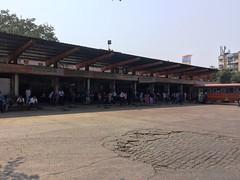Kalyan ST Bus Stand (Depot) Platform No. 1-10 MSRTC (YOGESH CHOUGHULE) Tags: kalyan st bus stand depot platform no 110 msrtcplatform msrtc kalyanstbusstanddepotplatformno110msrtc