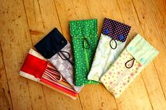 Tampontasche Rosi 4 (Two_tango) Tags: nähen sewing crafting täschchen taschen zipper cotton