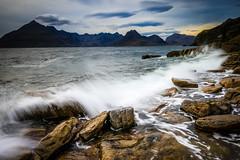 Elgol (Chris Golightly) Tags: isle skye beach cuillin sea scotland canon elgol