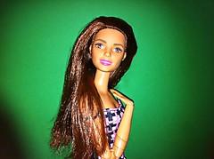 GREEN. (Gabriel Fashionistas) Tags: green colors madetomove teresa barbie doll fashion photography