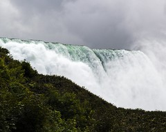 Niagara Lower Falls 02 (Craig Tata) Tags: niagarafalls water outdoors outside nature waterfalls americanfalls