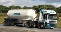 DAF CF - LEITHS Lugton (scotrailm 63A) Tags: lorries trucks tankers