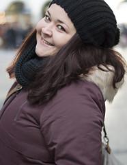 Portrait (muratkara1983) Tags: nikond3200 nikon people catwalk bavarian stachus marienplatz germany munich münchen bayern streetsphotography streetsfoto fotografie photography schon curvy fashion moden human menschen portrait