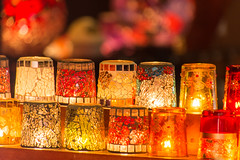 Warm Colorfulness (MarkusR.) Tags: mrieder markusrieder nikon d7200 nikond7200 stuttgart germany weihnachtsmarkt christmasmarket weihnachten christmas kerzen candles lights lichter farben colors colorfulness farbenpracht
