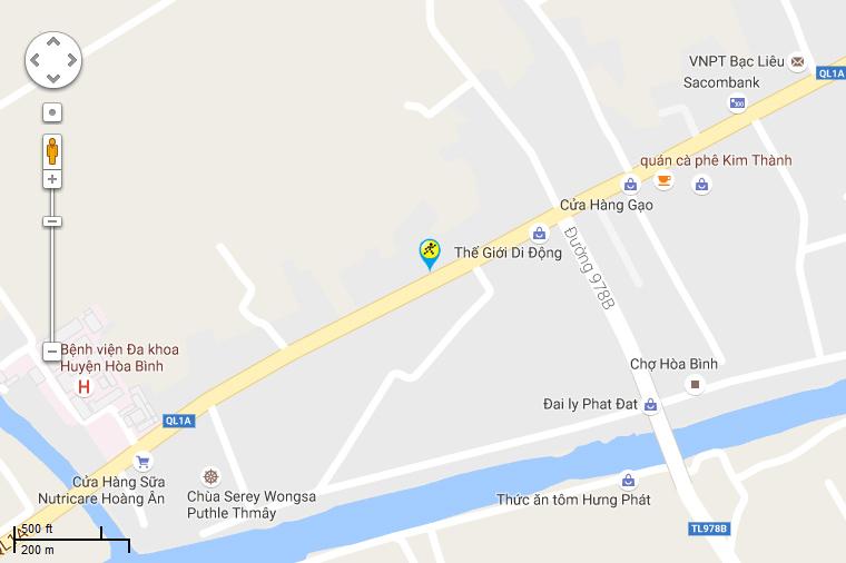 Khai trương siêu thị Điện máy XANH Hòa Bình, Bạc Liêu