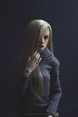 Twiggy (Kimsora) Tags: bjd bjds doll bjddoll dollstagram twiggy blond leekeworld mihael