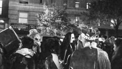 Halloween in NYC 2016 (cgc76) Tags: halloween village parade 2016 new york nyc manhattan street photography costumes horror low light 3200 iso awful lightroom sony nex 5t sel1670z