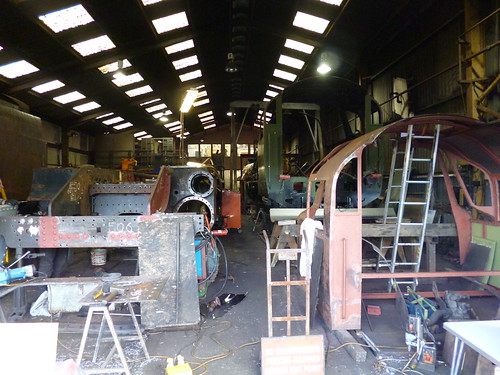 Mid Hants Railway Workshops Ropley 11092016a