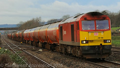 60100 (MSRail Photography) Tags: class60 60 dbs freight petroleum