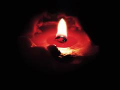 candlelight (***étoile filante***) Tags: kerze kerzenlicht candlelight candle light licht dark dunkel poetic poetisch