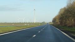 N305 Zeewolde-3 (European Roads) Tags: n302 n305 zeewolde harderwijk flevoland 2x2 autoweg nl netherlands