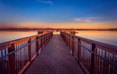 _DSC1201-HDR (Juan Pablo J.) Tags: sonya68 tonikasd1116f28dx sunrise sunset landscapes longexposurephotography dusk sundown sky blue naturepics naturelights ocean