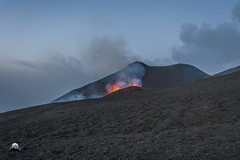 Twice (Vulcanian) Tags: etna volcanoetna volcano vulcano vulkan ätna ash alba sicily sicilia steam southeastcrater sulfur sky summitcraters danger dawn disaster fire gases gas hornito hephaestus hell hot lava lave lavafountain lapilli lahar lavatube lights lavabomb catania cenere colatalavica colata cratere crater crateredisudest craterisommitali