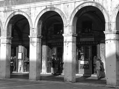 P1020732 (guidomoroni) Tags: venice venezia biennale water canal rome roma sanpietro cupola vatican navona