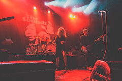 The Sounds (thirdgrey) Tags: sounds maja ivarsson irving plaza live music concert show gig punk indie rock dying say this you 10th anniversary tour painted by numbers ego new york city nyc