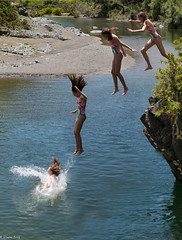 338 365 The Jump (friiskiwi) Tags: leevalley tasman newzealand nz
