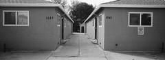 San Jose (bior) Tags: sanjose kodaktmax kodaktmaxp3200 tmax tmaxp3200 xpan xpanii hasselblad hasselbladxpanii apartment