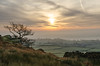 And then the cloud came! (andythomas390) Tags: sunrise cloud tree orange misty nikon d7000 18200mm eastby northyorkshire yorkshiredales