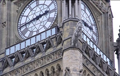 Canada Ottawa Parliament clock (Cheryne) Tags: ottawaparliament ontario parliamenthill clock ottawa outdoor canada gargoyle ornament building