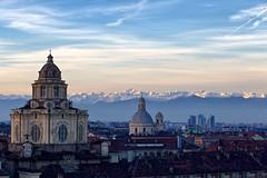 IMG_2590 (Roberto Audenino) Tags: torino turin landscape palazzomadama itay italia sanlorenzo chiesa church chiesadisanlorenzo