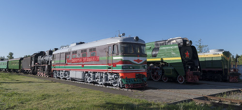 Railway museum, 05.05.2014.
