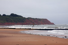 Cornwall #803 Exmouth 170611 Rodney Point (Steveox55) Tags: devon beach groynes point exmouth
