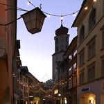 Advent in Feldkirch, Austria