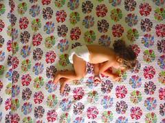 Dormir sobre flors (flui.) Tags: zenital