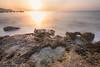 Cala Millor (Luca Serravalli) Tags: longexposure sea seascape beach dawn nikon d750 mallorca tidal cala millor leefilter littlestopper