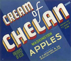 "Cream of Chelan • <a style=""font-size:0.8em;"" href=""http://www.flickr.com/photos/136320455@N08/21283893308/"" target=""_blank"">View on Flickr</a>"