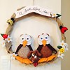 Guirlanda de Corujas (Pina & Ju) Tags: handmade flor artesanato guirlanda fuxico coruja patchwork tecido enfeite