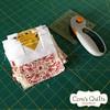 Gypsy Queen Week 04 (Shelley @ Cora's Quilts) Tags: quilt agf quiltalong artgalleryfabrics mysteryquiltalong patbravo mysteryqal corasquilts artisanfabrics