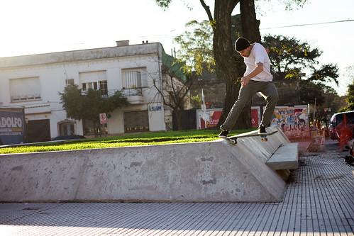 El Killi #1 Fs tailslide