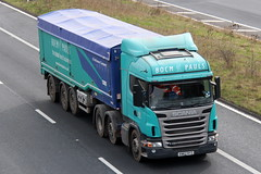 KN62RYZ - BOCM Pauls (TT TRUCK PHOTOS) Tags: truck pauls tt m5 scania bulk blower bocm strensham